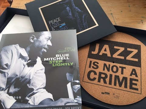 The Vinyl Guide - Blue Note Review Unboxing