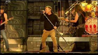 Iron Maiden-Tears Of A Clown (Subtitulado en español)
