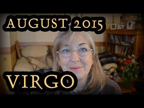 Virgo Horoscope for August 2015