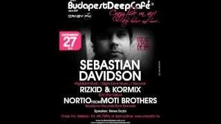 BDC [BudapestDeepCafé] guest mix by SEBASTIAN DAVIDSON