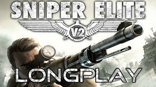PS3 Longplay [015] Sniper Elite V2 - Full Walkthrough | No commentary