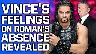 Vince McMahon's Feelings On Roman Reigns Situation Revealed | New WWE TV Show Announced
