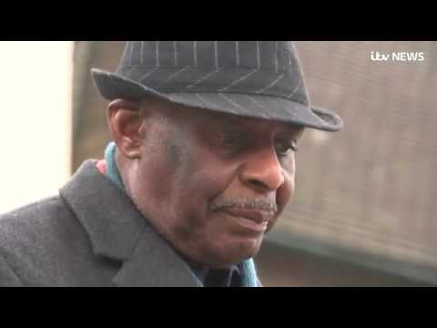 Stephen Lawrence's father revisits spot where his son was murdered 25 years ago | ITV News