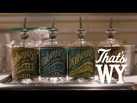 Backwards Distilling Company - That's WY