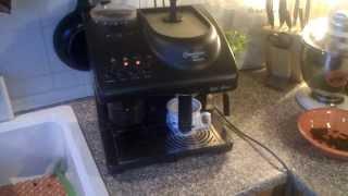 Kávovar Espresso Ariete Róma 1315