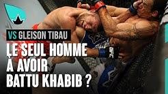 Gleison Tibau - le seul homme à avoir arrêté Khabib?