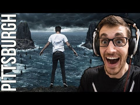 "Hip-Hop Head's FIRST TIME Hearing THE AMITY AFFLICTION: ""Pittsburgh"" REACTION"