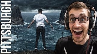 """Hip-Hop Head's FIRST TIME Hearing THE AMITY AFFLICTION: """"Pittsburgh"""" REACTION"""