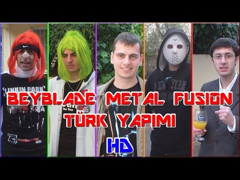 Beyblade Metal Fusion Türk Yapımı HD