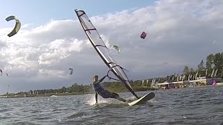 Windsurfing GoPro - Hel, Chałupy 2014