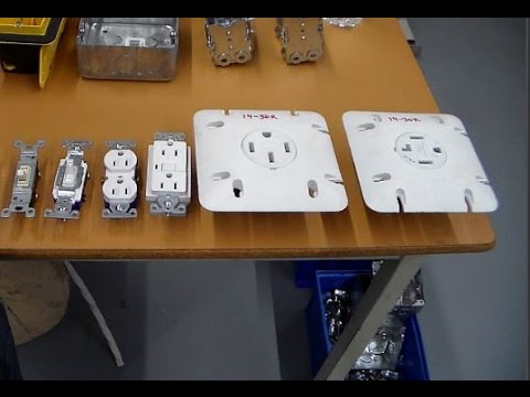 basic residential wiring youtube rh youtube com House Wiring Circuits Home Electrical Wiring