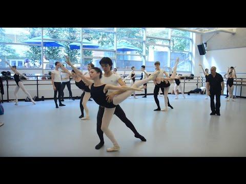 White Swan Pas De Deux- Ellison Ballet SI 2016