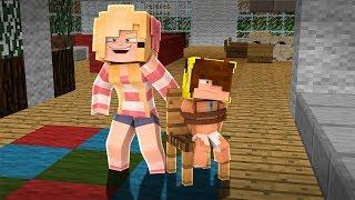 ISMETRG'NİN KARISI BEBEĞE İŞKENCE YAPIYOR! - Minecraft