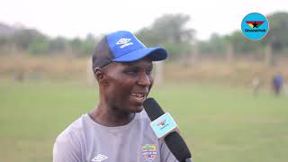 Our 3 points against Kotoko will be dedicated to our fans - Edward Odoom