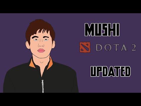 The Story of Mushi | UPDATED | Chai Yee Fung | Mineski | Dota 2 | Biography | Profile