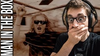 Hip-Hop Head's FIRST TIME Hearing ALICE IN CHAINS: 'Man in the Box' REACTION