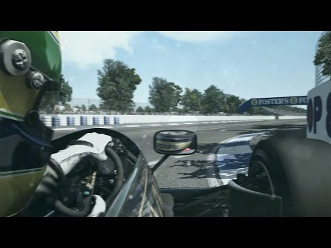 Assetto Corsa: Lotus 98T - Senna Real Onboard at Adelaide