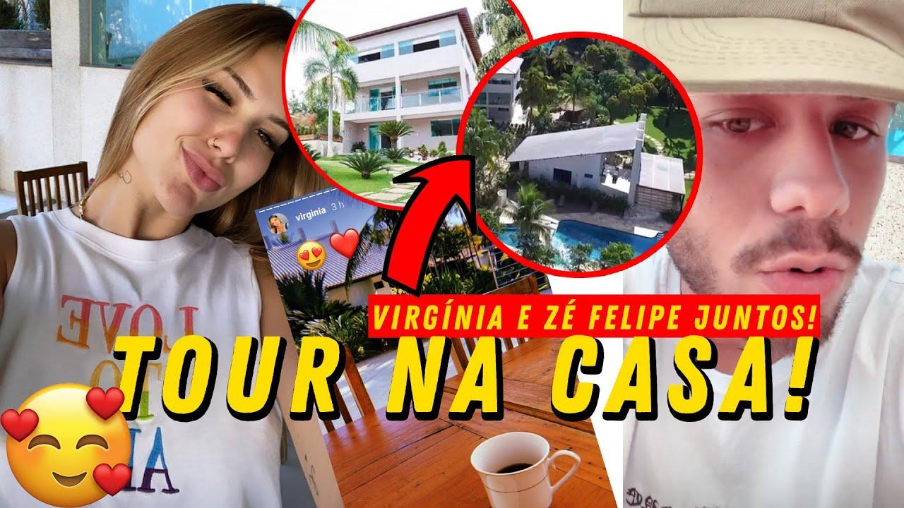 BOMBA! 💥 Casa da Virgínia em GV   Casa de Quarentena