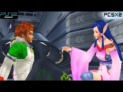 Phantasy Star Universe – PS2 Gameplay 1080p (PCSX2)