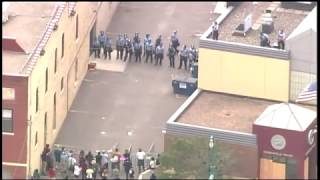WATCH LIVE: Aerials of Minneapolis protest