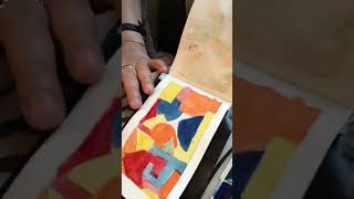 Jill Gewirtz // Watercolor Meditation Workshop
