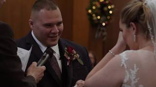 Lauren & Justin's Wedding Day -  December 22, 2018