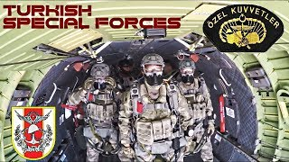 "Turkish Special Forces - ""One Dies, Thousand Rises"""