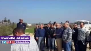 محافظ المنيا يتفقد محطة مياه بني عامر بالعدوة بتكلفة 100 مليون جنيه.. فيديو وصور