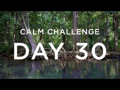 Calm Challenge   Day 30