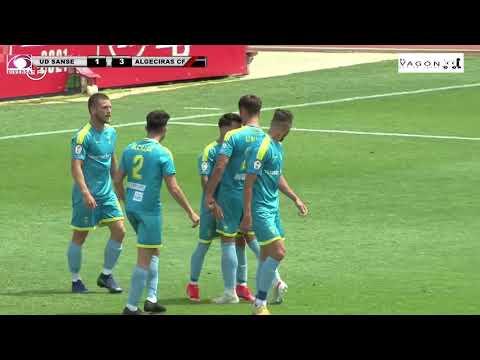FÚTBOL  UD SANSE   ALGECIRAS CF playoff ascenso