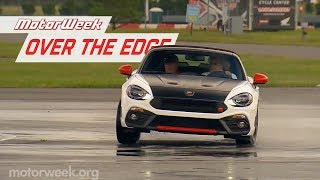 Over the Edge: Fiat Track Experience