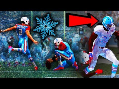 50 YARD, ICE THE KICKER GAME WINNER?? | Madden 17 Houston Oilers Franchise Ep. 15