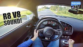 Audi R8 V8 (430hp) - Handling Drive (60FPS)