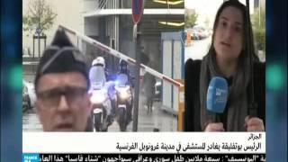 عبد العزيز بـوتـفـليقة يغادر مستشفى غرونوبل بفرنسا عائدا إلى الجزائر  France 24