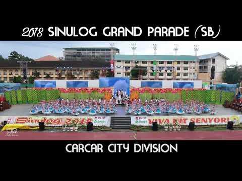 1st Place (Carcar City Division) - 2018 Sinulog Grand Parade (SB)