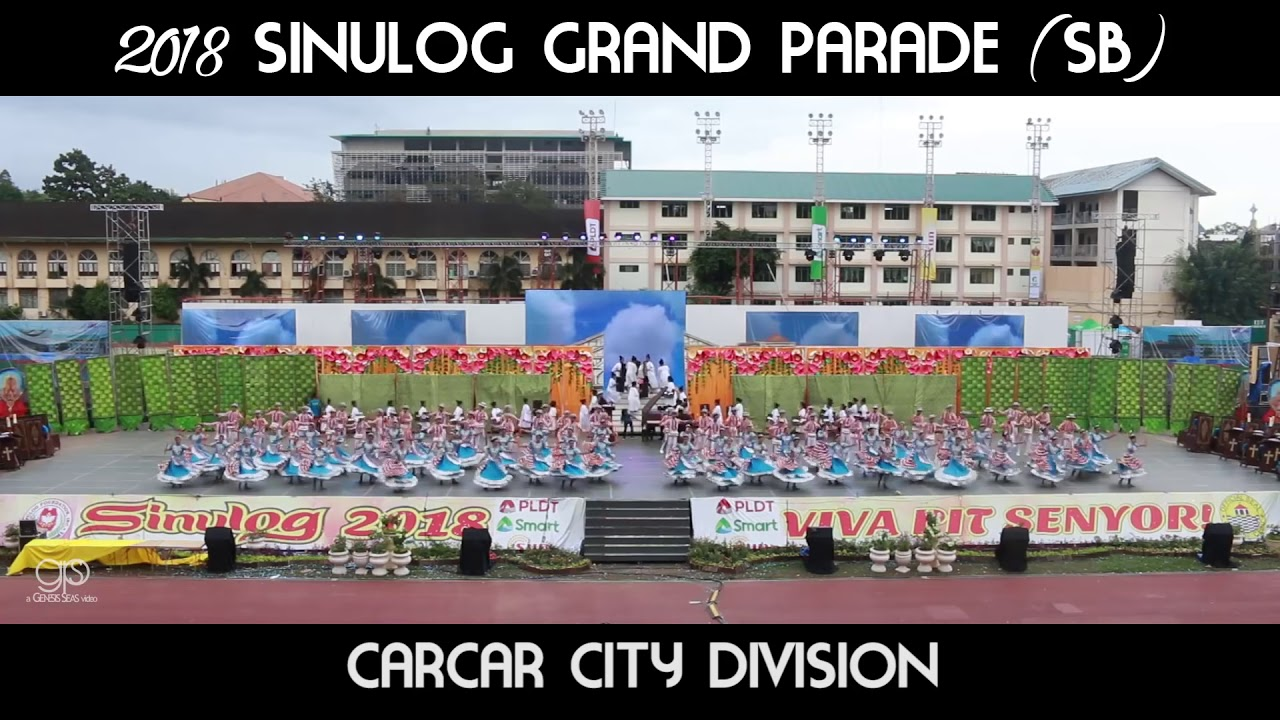 Download 1st Place (Carcar City Division) - 2018 Sinulog Grand Parade (SB)