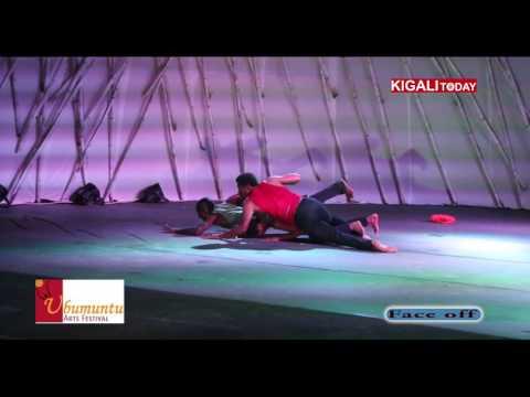 FACE OFF: PERFORMANCE BY RWANDA & RDC AT UBUMUNTU ART FESTIVAL
