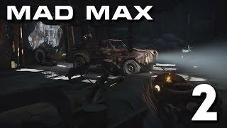 Поиски кузова [MAD MAX] #2
