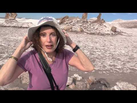 Atacama Desert, Chile: Unique Moon and Death Valleys
