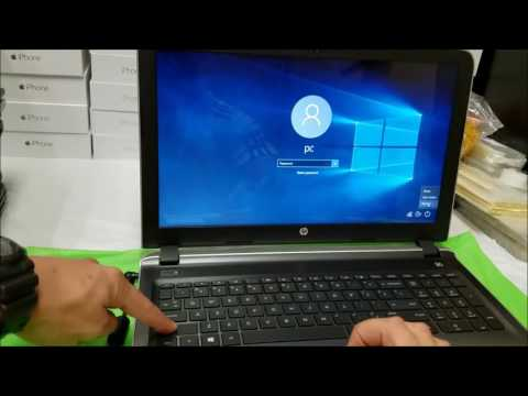 How to ║ Restore Reset a HP Pavilion to Factory Settings ║ Windows 10