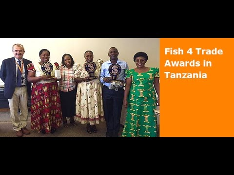 PRESS REVIEWS - FISH for trade award in Tanzania, small scale fisheries - Traders & Processors