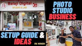 PHOTO STUDIO BUSINESS SETUP GU…