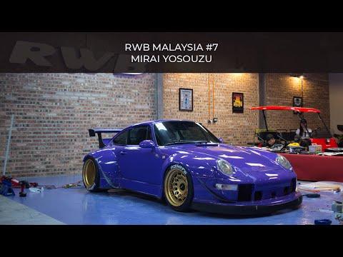 RWB Malaysia #7 - Mirai Yosouzu | RWB Museum Grand Opening