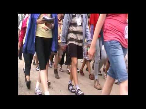 PPAG 2010 - Grupa Biała - Tak idziemy tam gdzie wołasz