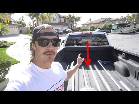 The first part of my truck build is here!