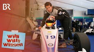 Mit welcher Formel geht's zum Rennen? | Willi wills wissen