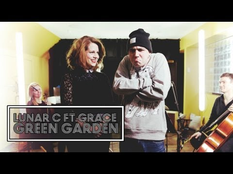 "Lunar C ft. Grace - ""Green Garden"" 