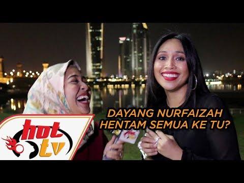 Dayang Nurfaizah tak bagi Sara nyanyi! #CakBersamaSarancak