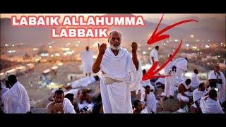 LABBAIK ALLAHUMMA LABBAIK   AL HAJJ   2018 AMAZING RECITATION   HD