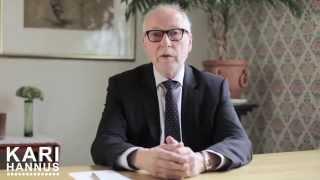 Kari Hannus - Kokemusta, kasvua, hyvinvointia - yhdessä. Vaalit 2015